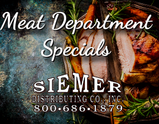 Meat Department Specials